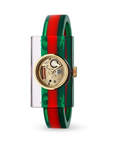 Gucci Plexiglas Watch, 24mm - Bloomingdale's_0