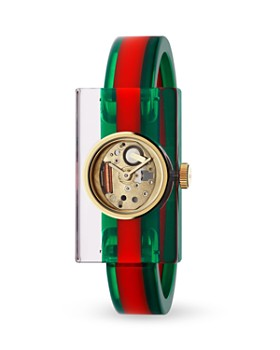 Gucci - Plexiglas Watch, 24mm
