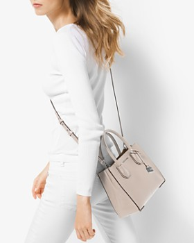 MICHAEL Michael Kors - Mercer Medium Leather Messenger