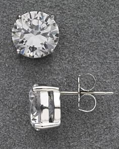 Nadri - Nadri Large Stud Earrings