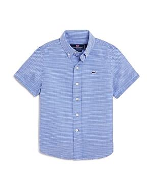 Vineyard Vines Boys' Island Stripe Shirt - Big Kid