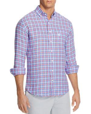 Johnnie-o Kramer Regular Fit Button-Down Shirt
