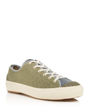 The Hill-Side Slub Low Sneakers