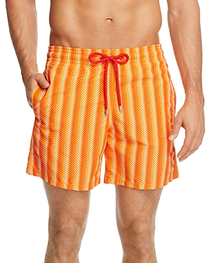 Vilebrequin Moorea V Fish Swim Trunks