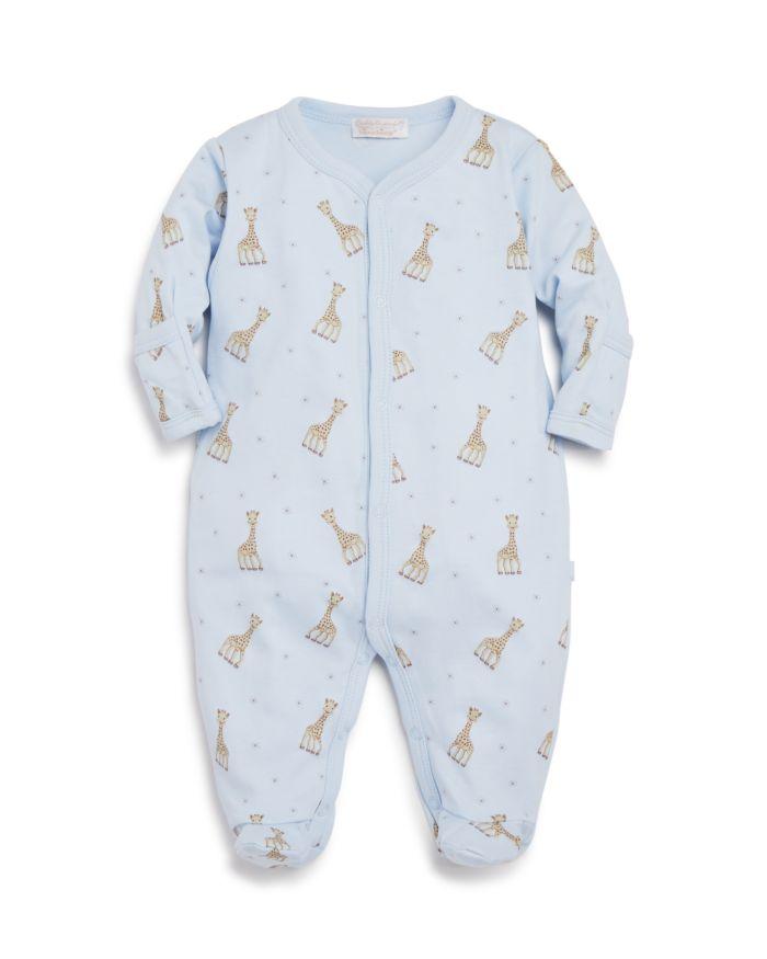 Kissy Kissy Boys' Sophie La Girafe Print Footie - Baby  | Bloomingdale's