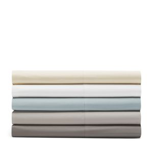 Coyuchi Organic Cotton Sateen Sheet Set, King