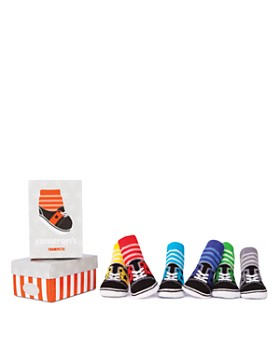 Trumpette - Boys' Cameron Socks, 6 Pack - Baby