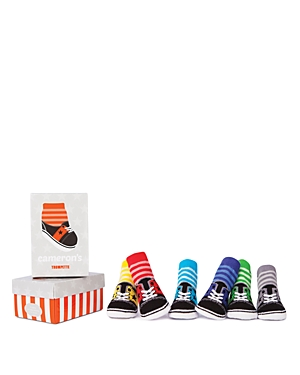 Trumpette Boys' Cameron Socks, 6 Pack - Baby