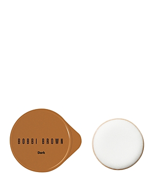 What It Is: The refill capsule for Bobbi Brown\\\'s Skin Foundation Cushion Compact. Each capsule delivers the weightless feel and coverage of a liquid foundation, skin-boosting ingredients and an incredibly natural, soft-focus finish-consider it your instant glow on the go. Who it\\\'s for: All skin types. Available in nine shades. Why it\\\'s different: Infused with Pink Silk Tree Extract, Caffeine and Lychee, this skin-boosting, soothing formula instantly replenishes skin\\\'s natural energy throughout t