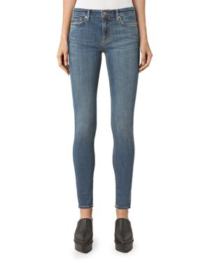 Allsaints Mast Jeans in Washed Indigo