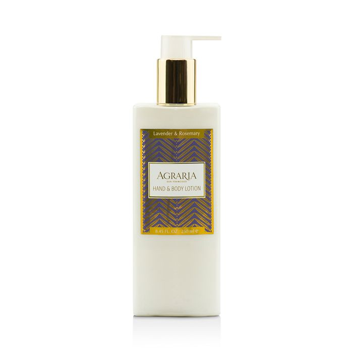 Agraria - Lavender & Rosemary Hand & Body Lotion