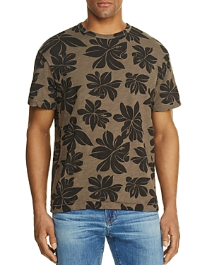 Todd Snyder + Champion Floral Tee
