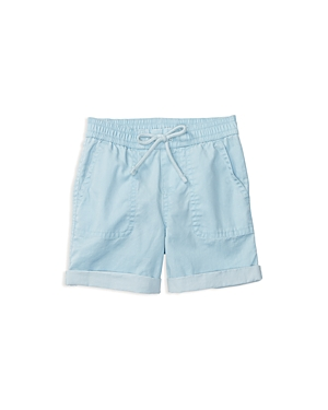 Ralph Lauren Childrenswear Boys' Parachute Twill Rolled Shorts - Baby