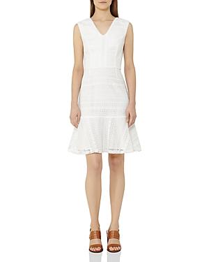 Reiss Alice Lace Dress