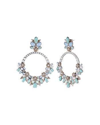 Marchesa - Orbital Chandelier Earrings