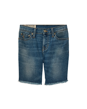 Ralph Lauren Childrenswear Boys' Denim Look Shorts - Little Kid