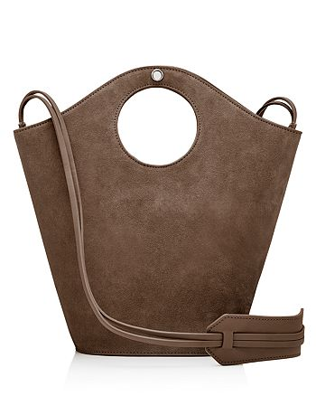Elizabeth and James - Market Small Suede and Leather Tote
