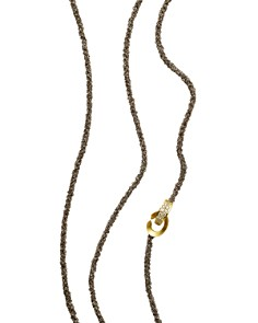 """Antonini 18K Yellow Gold Matera Chain and Diamond Necklace, 42"""" - Bloomingdale's_0"""