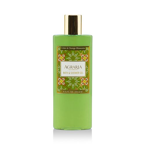 Agraria - Lime & Orange Blossoms Bath & Shower Gel