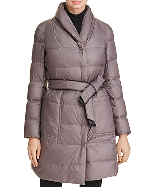 Weekend Max Mara Rovigo Quilted Belted Puffer