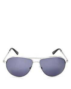 Tom Ford - Men's Marko Aviator Sunglasses, 58mm