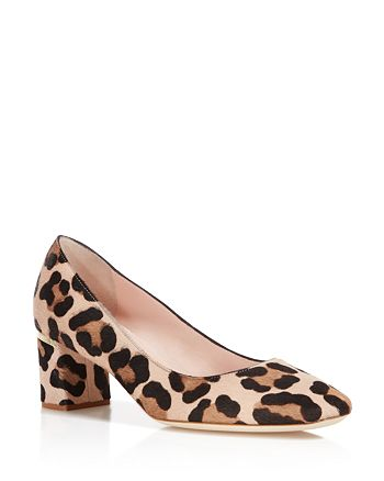 b8777fec4c8 kate spade new york Dolores Too Leopard Print Calf Hair Pumps - 100 ...