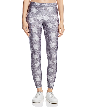 Terez Star Print Leggings