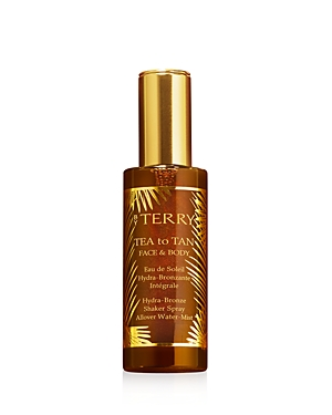 By Terry Tea to Tan Face & Body, Summer Edition