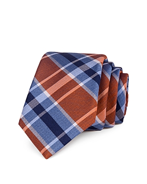 Bloomingdales Boys Boys Oxford Plaid Tie  100 Exclusive