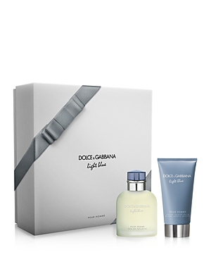 Dolce & Gabanna Light Blue Pour Homme Eau de Toilette 2-Piece Gift Set