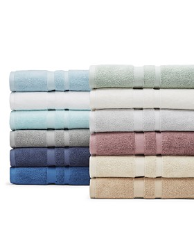 Waterworks - Studio Solid Towels and Tub Mat