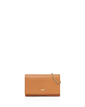 Botkier Soho Leather Chain Wallet
