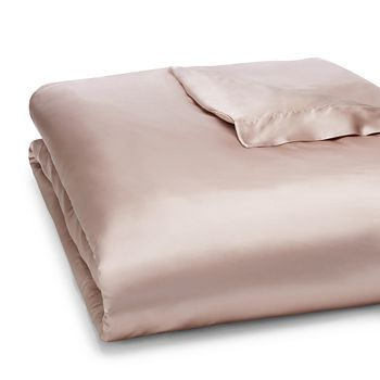 Gingerlily - Silk Solid Duvet Covers - 100% Exclusive