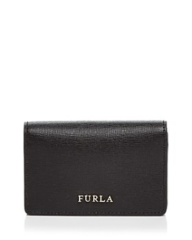Furla - Babylon Small Leather Card Case
