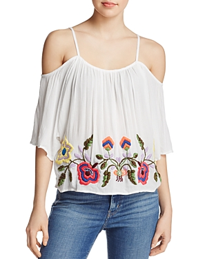 Piper Adelaide Off-the-Shoulder Top