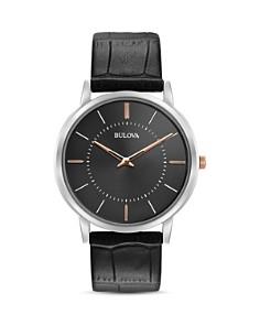 Bulova - Classic Slim Watch, 40mm