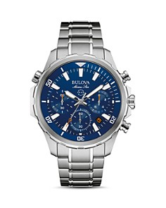 Bulova Marine Start Watch, 43mm - Bloomingdale's_0