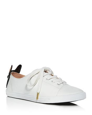 042e10fa06dc kate spade new york - Women s Lucie Low Top Lace Up Sneakers