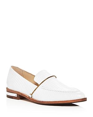 Freda Salvador Light Embossed Loafers