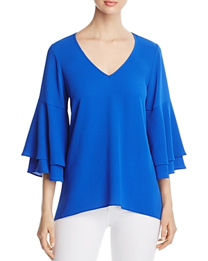 Status by Chenault Bell-Sleeve Top - 100% Exclusive