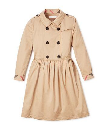 278309d48 Burberry Girls' Trench Dress - Little Kid, Big Kid | Bloomingdale's
