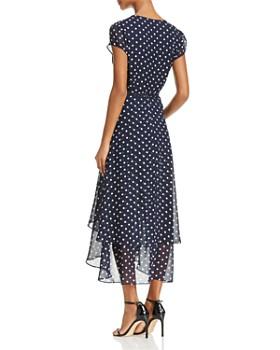 Betsey Johnson - Polka Dot Wrap Dress