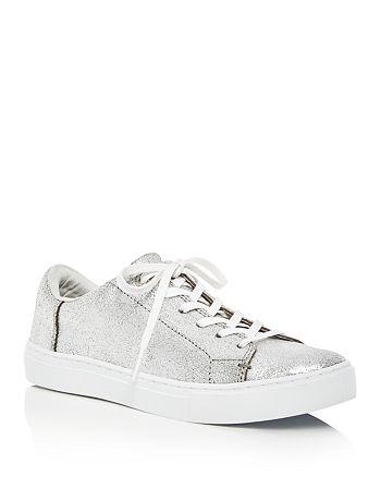 TOMS - Women's Lenox Metallic Lace Up Sneakers