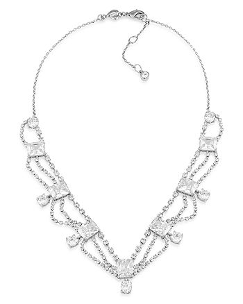 Carolee - Collar Statement Necklace, 16""