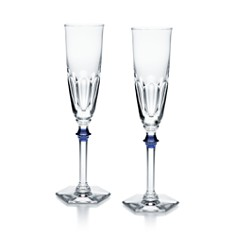 Baccarat Champagne Flutes | Bloomingdale\'s