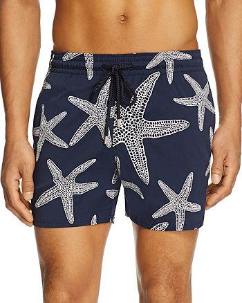 f9585cd1112c7 Vilebrequin Moorise Glow-in-the-Dark Starfish Swim Trunks ...