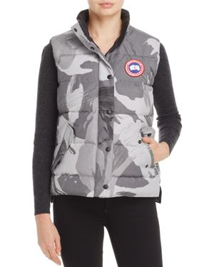 Canada Goose Freestyle Camo Down Vest