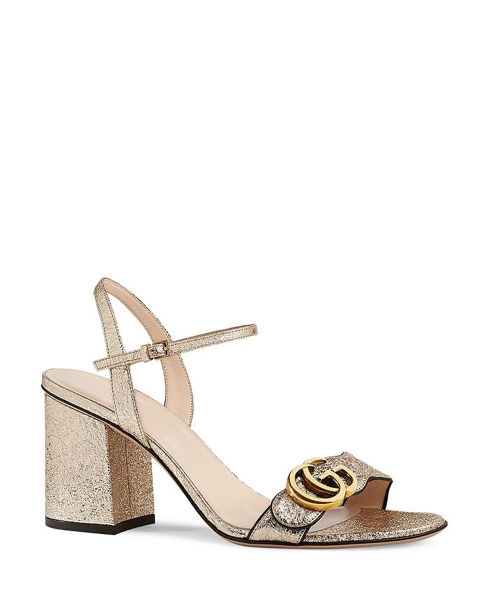 8c948353e90b8 Gucci - Women s Marmont Open-Toe Sandals