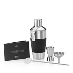Cuisinart - The X-Cold 7-Piece Cocktail Set