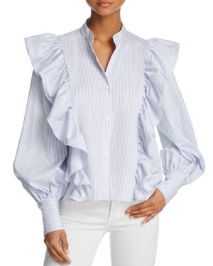 Petersyn Noah Ruffle Shirt
